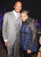Donnie McClurkin and Kierra Sheard