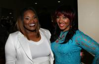 Tasha Cobbs and Y'Anna Crawley