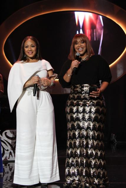 Mary Mary on stage