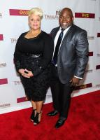 Tamela and David Mann attend the BMI Gospel Music Honors