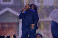 Bishop Marvin Sapp delivers a powerful performance