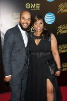 JJ Hairston and Trina Hairston