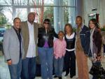 Luncehon organizers join Kelly Price, Maurette Brown Clark and Micah Stampley