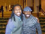 GospelFlava's Gerard Bonner and Myron Butler