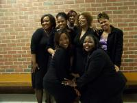 The ladies of Elements of Praise