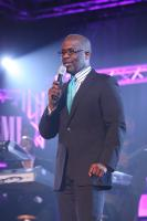 BeBe Winans wows the audience with a surprise appearance at the BMI Trailblazers of Gospel event