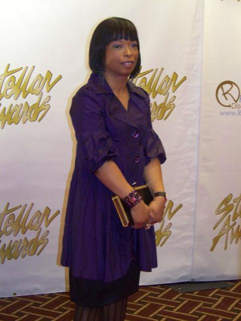 The incomparable Maurette Brown Clark