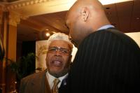 Rance Allen with BMI exec. Thomas Warren