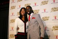 Tye Tribbett and his wife Shante