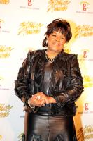 Shirley Caesar on the red carpet
